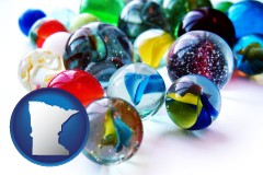 minnesota glass marbles