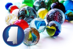 mississippi glass marbles