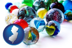 new-jersey glass marbles