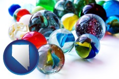 nevada glass marbles