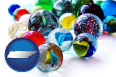 tennessee glass marbles