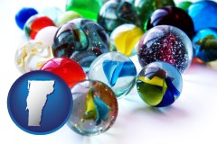 vermont glass marbles
